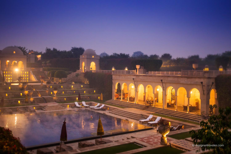 The Oberoi Amarvilas India Agra Designer Traveler